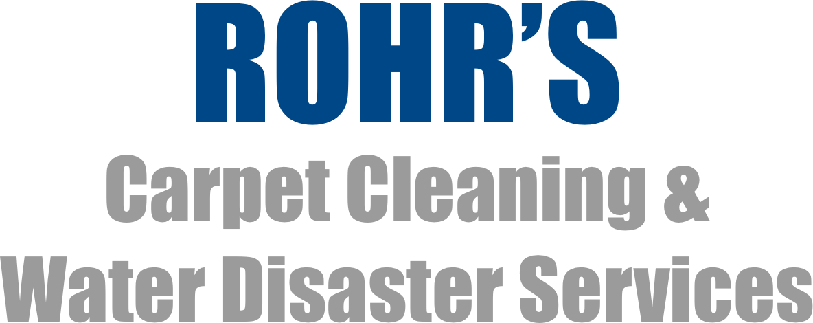 Rohrs Carpet Cleaning & Water Disaster Services