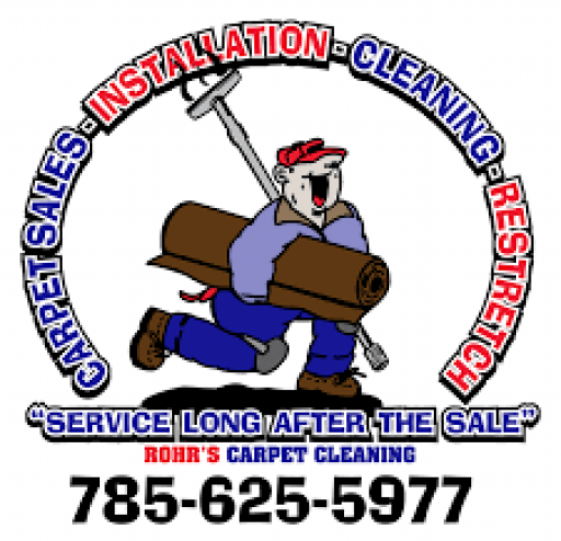 Rohr's Carpet Cleaning, Sales & Water Disaster Services